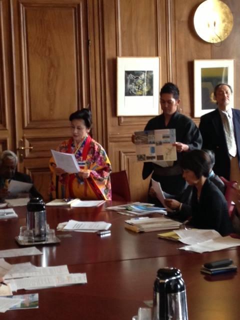 すばらしい、糸数議員!★「糸数参院議員、辺野古中止を国連で訴え」(琉球新報) http://t.co/ARFtFOrRPZ 国連人種差別撤廃委員会で、これらの基地建設の強行は「人権無視であり、琉球人への差別だ」と主張した。 http://t.co/7evIH2udO7