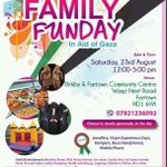 RT @samira_raja: Please RT - Family Funday in aid of #Gaza in #Huddersfield 100% donation to Gaza. Be the voice for your community http://t.co/a1Lg9lMbIc