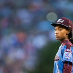 RT @nytimes: Mone Davis: A woman among boys at the Little League World Series http://t.co/YPFrPg6OvM Photo: Brett Carlsen for NYT http://t.co/HjTtzYjMv3