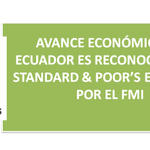 RT @FinanzasEc: Avance económico en #Ecuador es reconocido, declaraciones del Ministro @fausthe1 http://t.co/I3VUBh0osn http://t.co/olA2lkfro3