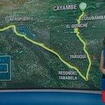 RT @ecuavisa: Conozca las dos rutas alternas para llegar a Quito tras cierre de Oyacoto-Guayllabamba http://t.co/HfYFX958hS http://t.co/6j1uRWnRWn