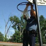 RT @ksdknews: Troopers buy net, basketball for kids http://t.co/2AxWerWhJ5 #Ferguson http://t.co/Jpmy3lqNug
