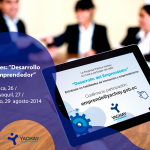 RT @CiudadYachay: #Yachay promueve el fortalecimiento de emprendedores y en alianza con @GulliverChile ofrece talleres de capacitación. http://t.co/qQu88GQ8TA