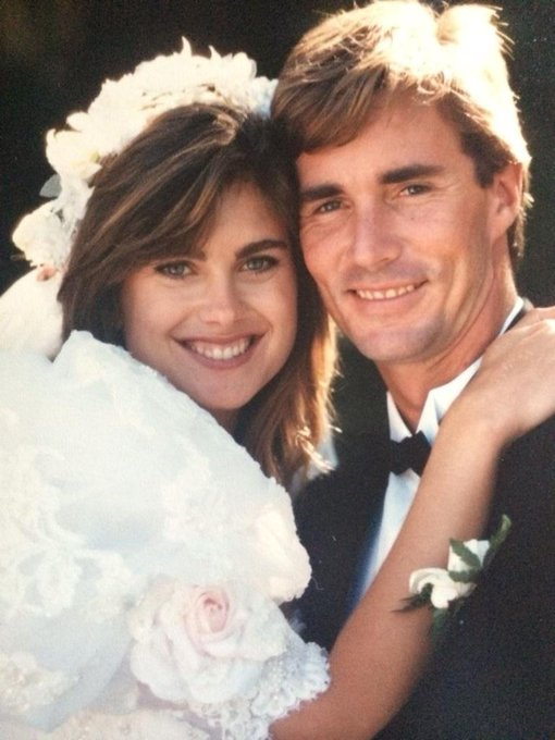 kathy ireland @kathyireland: RT @Rapozo44: TBT! Congrats @kathyireland and Greg for 26 years of marriage! Your are a beautiful couple! Then an now! God Bless! http://t.…