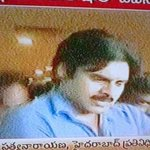 """#PawanKalyan after his meet with BJP president Amit shah """"@143_mansoor : New look adrindhi..\m/ @PawanKalyanFan """" http://t.co/a30V3OthFd"""
