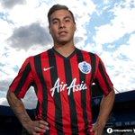 QPR anuncia a chegada do atacante chileno Eduardo Vargas por empréstimo de uma temporada junto ao Napoli.https://t.co/era5LAsxvb