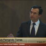 RT @AsambleaEcuador: .@lftorrest indica que se debe eliminar a la naturaleza como parte procesal en el #COGEP http://t.co/pPTyfVp6oE