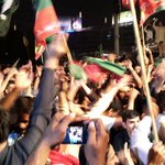 RT @ImranGhazaliPK: #KARACHI rocked with Insafians clear message #GoNawazGo #AzadiMarchPTI http://t.co/twj4V0FgvJ