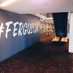 came into work to see #Ferguson tagged in the #TwitterHQ commons. #lovewhereyouwork http://t.co/6DAgPF9ScH