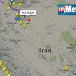 MT @hmetromy: Penerbangan khas MH6129 bawa 20 jasad pulang ke tanah air kini berada di ruang udara Iran (2.25 pagi) http://t.co/Yb6n6qAziP