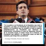 RT @sebita_seba: Bien Peñailillo, así se debe responder las criticas absurdas! http://t.co/gxnN43IJlN