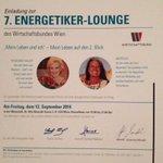 RT @MartinThuer: Der Wirtschaftsbund lädt zur bereits 7. Energetiker-Lounge. Schamane Waterloo, kammerumlagenfinanziert. http://t.co/GeXsMiYnIn