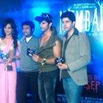 RT @WorldOfKVB: @Mumbai125KM3D's Music Launch!! @RealKVB s the #Hottest guy in the gang!! ;))♥♥ Best Wish to y'all! @hemantmadhukar http://…