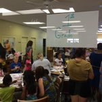 RT @AntonioFrench: With school still cancelled in #Ferguson, @TFASTL has set up classes for kids at the local library. http://t.co/hSirZSG1sv