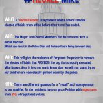 RT @JeezishChrise: @tariqnasheed @Octavia_J83 @ZoWilliams #Recall4Mike #Ferguson #MikeBrown http://t.co/xyVDOgO6rQ