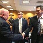 RT @rallenMI: Reed smiles, shakes attorneys hand after charges are dismissed http://t.co/5Vh9URnm7c