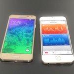 "RT @detikcom: FotoINET Ketika ""iPhone 6"" Bersanding dengan Galaxy Alpha http://t.co/0Ill29Zfvn #MostPopular via @detikInet http://t.co/wORi3V5ZrF"
