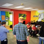 RT @ksol6: @Clorox visiting @ODALC for todays #DigitalEquity2014 class. Excited to have them here! http://t.co/5bqL613ncR