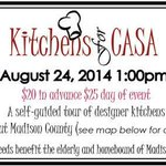 SUNDAY: Tour Madison Cos most exceptional kitchens http://t.co/HkxKmuFjn0 @CASAMadisonCty http://t.co/JrRz3IQ6d1