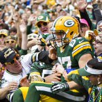 RT @ESPNNFL: ICYMI: Forbes says the Best Fans in the NFL belong to the Green Bay Packers. READ: http://t.co/zyJ7KrF4EA http://t.co/xBxmrOYLaS
