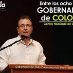 Gobernador @Carlosmiriarte entre los mandatarios más populares del país. → http://t.co/CcUhFpgwjb #Huila http://t.co/sEikZd7eOm