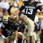 RT @AricGoodman: @cubuffs those were the good ole days. Can I go back? Me and good ole @CodyHawkins #TBT #welcometobufflife http://t.co/usNVsUx9nl