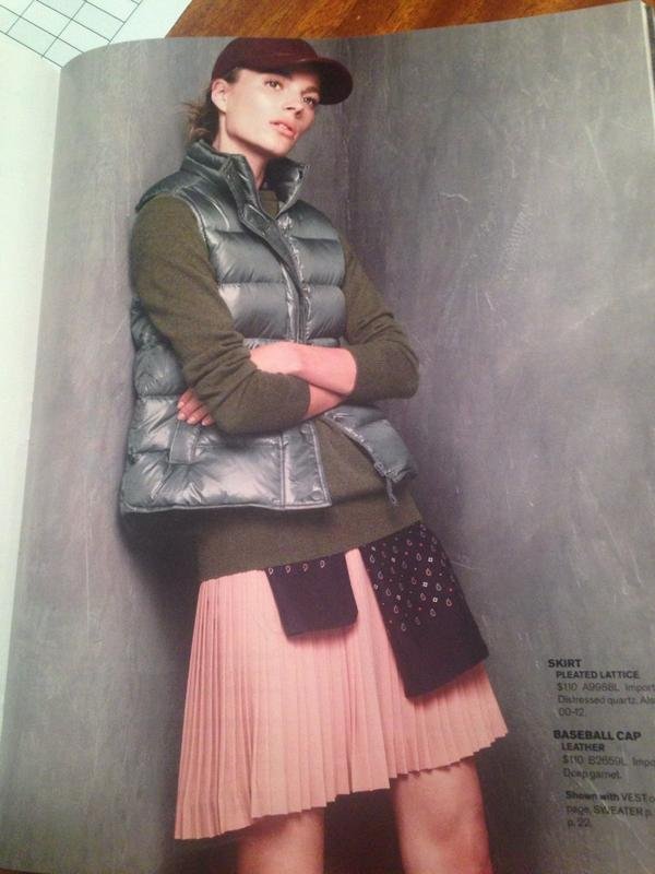Lady in the J Crew catalog looks like she got dressed out of the church donation bin http://t.co/D6Zzkmaywy