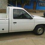 Hoy fue ROBADA esta camioneta Nissan D-21 año 2008 en el sector de 5 de Abril con Las Rejas en Santiago. Favor RT! http://t.co/MUWSv7tdGc