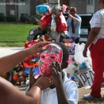 Art project helps people cope with feelings about #MikeBrown in #Ferguson http://t.co/toUz3Ts9wZ