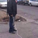 Bruh , Crackheads Can Get ANYTHING On A Leash 😂😂 http://t.co/DxENY3KJjn