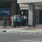@INTRUSTBank getting ready for ice water challenge @ICTBizJournal http://t.co/zjtR2Xch99