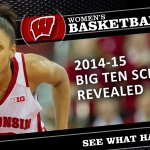 RT @BadgerWBB: And here it is! The #Badgers #B1G schedule released: http://t.co/Qg8de5rUqN http://t.co/6QiwC4ighb