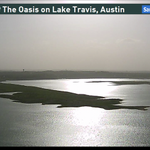 Hazy skies due to dust from Africa over Central Texas. How long will it last? Forecast next on @KVUE. #atxwx http://t.co/mbYl1emn12