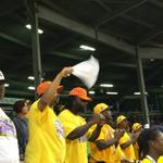 Players from 83 JRW team witness the sweet success of Chicago players in person! http://t.co/1VnQVdbDOg