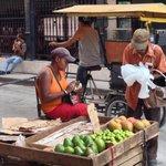 RT @Yusnaby: El vendedor de bolsas, el bicitaxista, el aguacate a 8 pesos y la simpleza de una guitarra en cada esquina. #Cuba http://t.co/Ush5MZbFFM