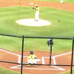 RT @ChiTribPreps: Marquis Jackson warms up. The closer becomes starter for Jackie Robinson West. About ready to start. http://t.co/hmaKMBzhX7