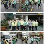 RT @5xxgop777: 청소는 가장 중요하고 손쉬운 환경 가꾸기 시민운동 입니다 1명이 줍는것 보단 10명, 100명이 줍는게 재미나고 반짝 뿌듯하겠죠^^ 성남시(시장 이재명 @Jaemyung_Lee )중원을 깨우는 365 상대원1동 http://t.co/MJfWqZCDq2