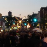 A sea of humanity @WaterlooBuskers tonight! Lots more room for you too! http://t.co/vLjuoG4o4I