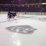 On ice testing going strong for Team Blue! #yql #fueledbypassion http://t.co/byvdBlovdB