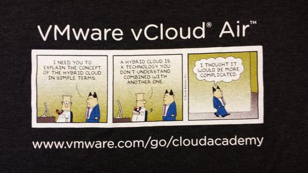LOL! :) RT @akshayl: Dilbert on the hybrid cloud. #vCloudAir http://t.co/WEIQVUM2cT