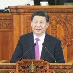 RT @XHNews: Chinese President Xi welcomes Mongolia to board Chinas train of development http://t.co/0XXvzqoX4t http://t.co/mnU5JyRLk2