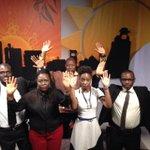 "PICTURE. ""Dont shoot"" @UrbanToday team in solidarity with #Mikebrown #ferguson #uganda @urbantvuganda http://t.co/hEna1DWRrL"