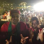 "RT @sufisal: NO FEAR:even this 9 year old girl made a vociferous & impassioned appeal to the PM. ""Go Nawaz Go"" #AzadiSquare http://t.co/h5rIFWD5Em"