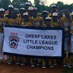 Jackie Robinson West Advances to U.S. Championship Game http://t.co/FtivMvduW0 http://t.co/OgWrNWaDXJ