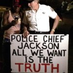 RT @EliottCNN: Retired #Philadelphia police Capt. Ray Lewis (of #Occupy fame) shows up in uniform at #Ferguson protests. http://t.co/t6iIMxAGEB