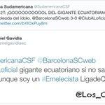 RT @Los_Captures: No solo le entregan las nalgas a Alianza Lima, todavía se las dan a LDUQ. #azulcenas #mezclandocolores #hinchadafail http://t.co/2zuADW1SIx