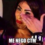ME NEGÓ CTM #ManosAlFuego RT !!! http://t.co/i3NlxjUSXP