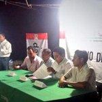 Hoy concluimos las actividades con la toma de protesta del Icadep Caucel. #IcadepMérida #IcadepCaucel http://t.co/7WT44urLBI