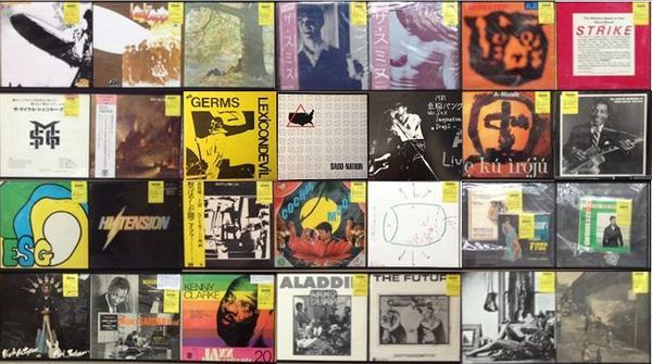 【千葉店】8/23(土) 新着中古レコード放出 オールジャンル1,500枚OVER!!! オリジナル盤、廃盤、人気盤、ナイスプライスおりまぜてオールジャンルの大放出です!!  http://t.co/BSGj9FzcTl http://t.co/UZRWnUzQ4l