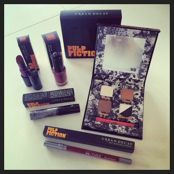 It's #freebiefriday! Want this amazing @UrbanDecay #pulpfiction makeup set? Just RT to #win! http://t.co/6QIjhHC1aK http://t.co/Qjv5cFGZq2